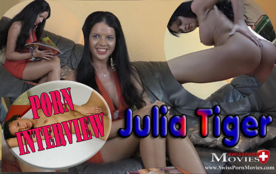 Porn Interview with Model Julia Tiger 25