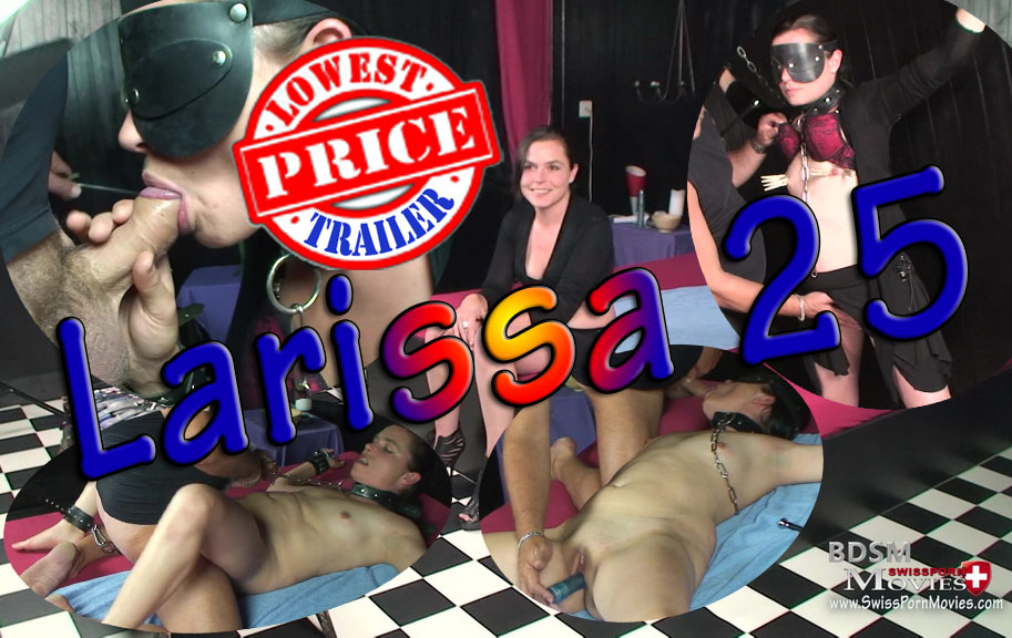 Trailer 03 - Student Larissa 25y. first SM-training