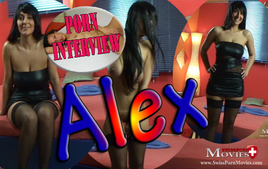 Porn Interview with Model Alex 24