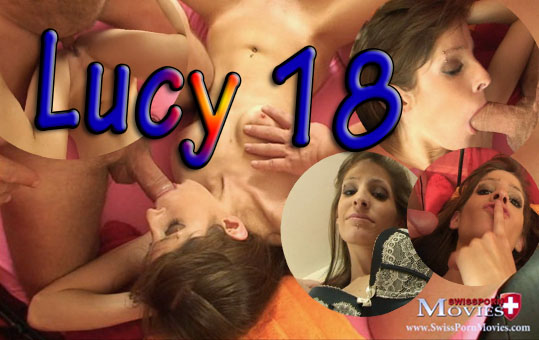 Lucy 18y. taboo and used double fucked