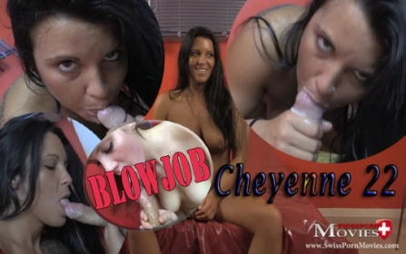 Blowjob 01 - Suck with Model Cheyenne - Bild 1