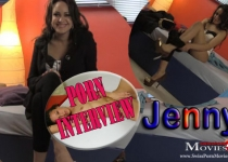 Porn Interview with Model Jenny 21
