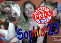 Trailer 1 - Model Sophie 23 at Pornocasting