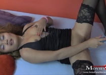 Masturbation at porn casting with Asia Joclyn 20