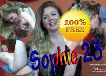 Free Movie 01 - Casting with the sweet Sophie 23
