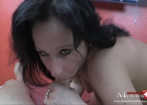 Blowjob 01 - Suck with Model Vivien